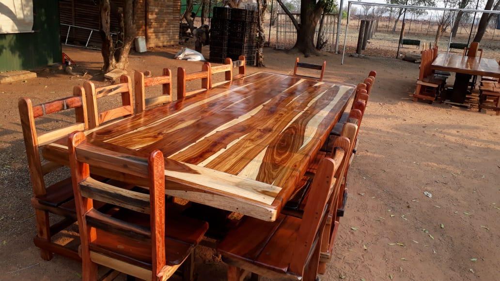 14 Seater Diningroom Suite