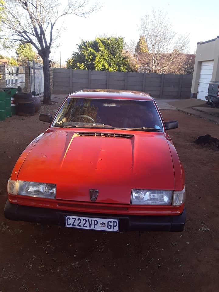 1982 Rover 75 4.6 V8