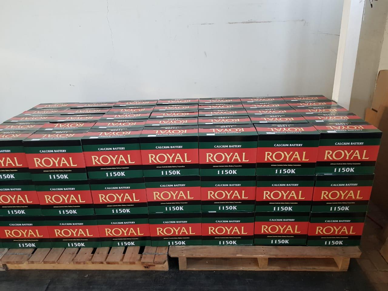 Royal (105ah) Deep Cycle Battery