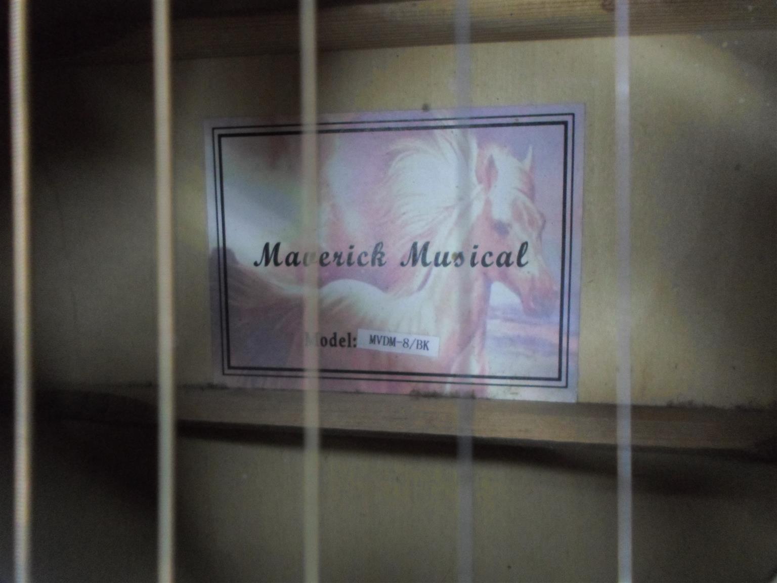 Maverick Musical Guitar