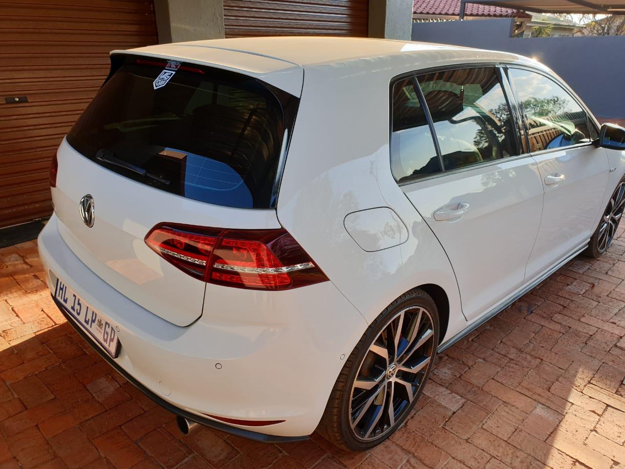2015 VW Golf GTI DSG
