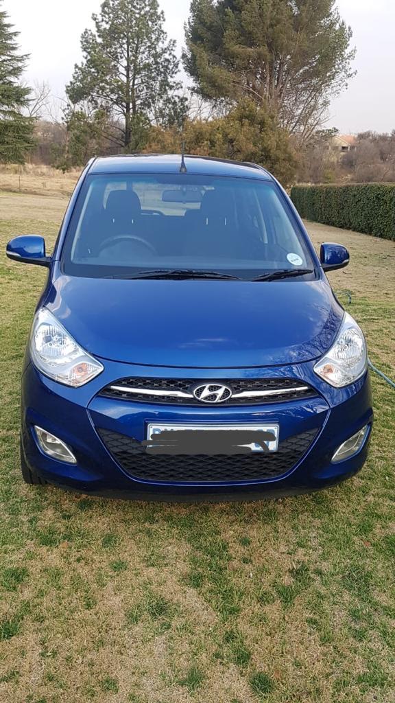 2012 Hyundai i10 1.25 Fluid