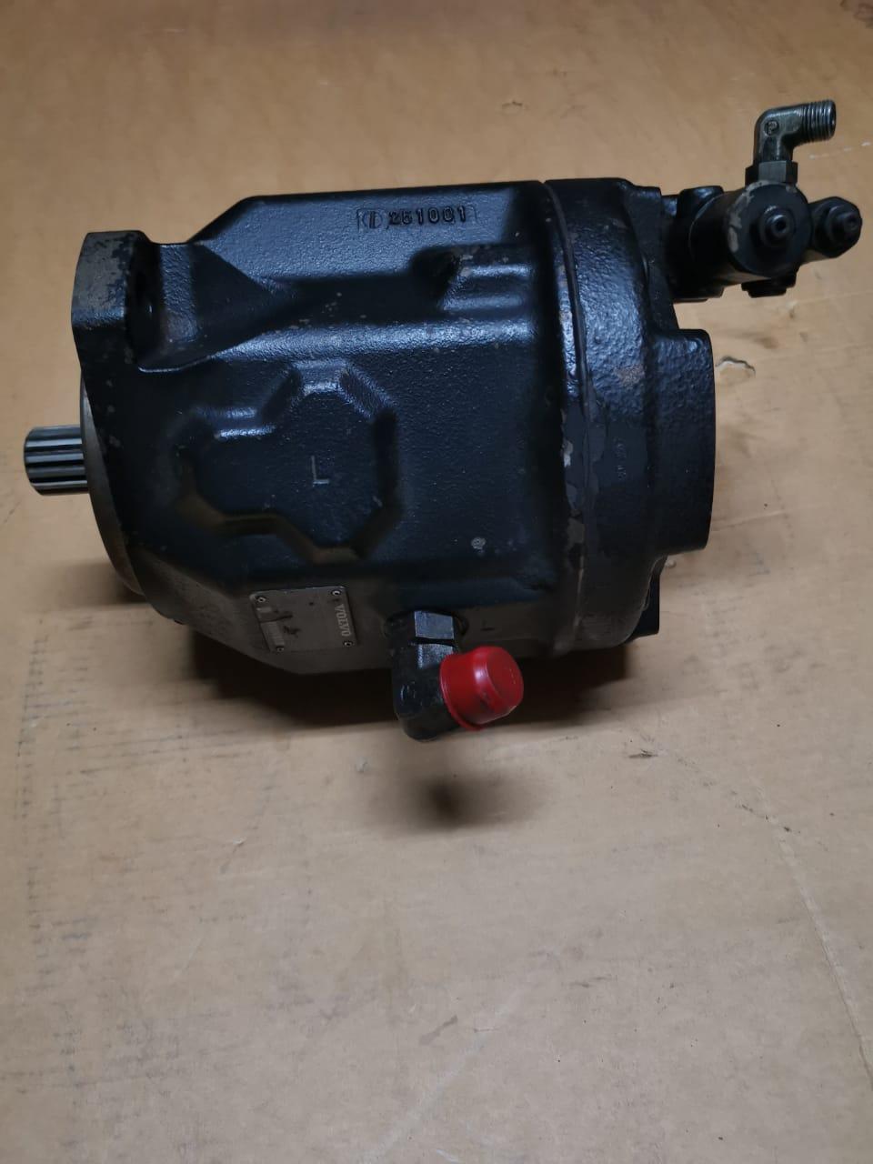 Volvo hydraulic pumps