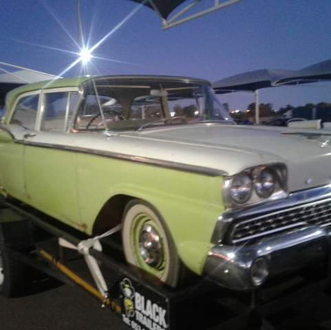 1958 Classic Cars Ford