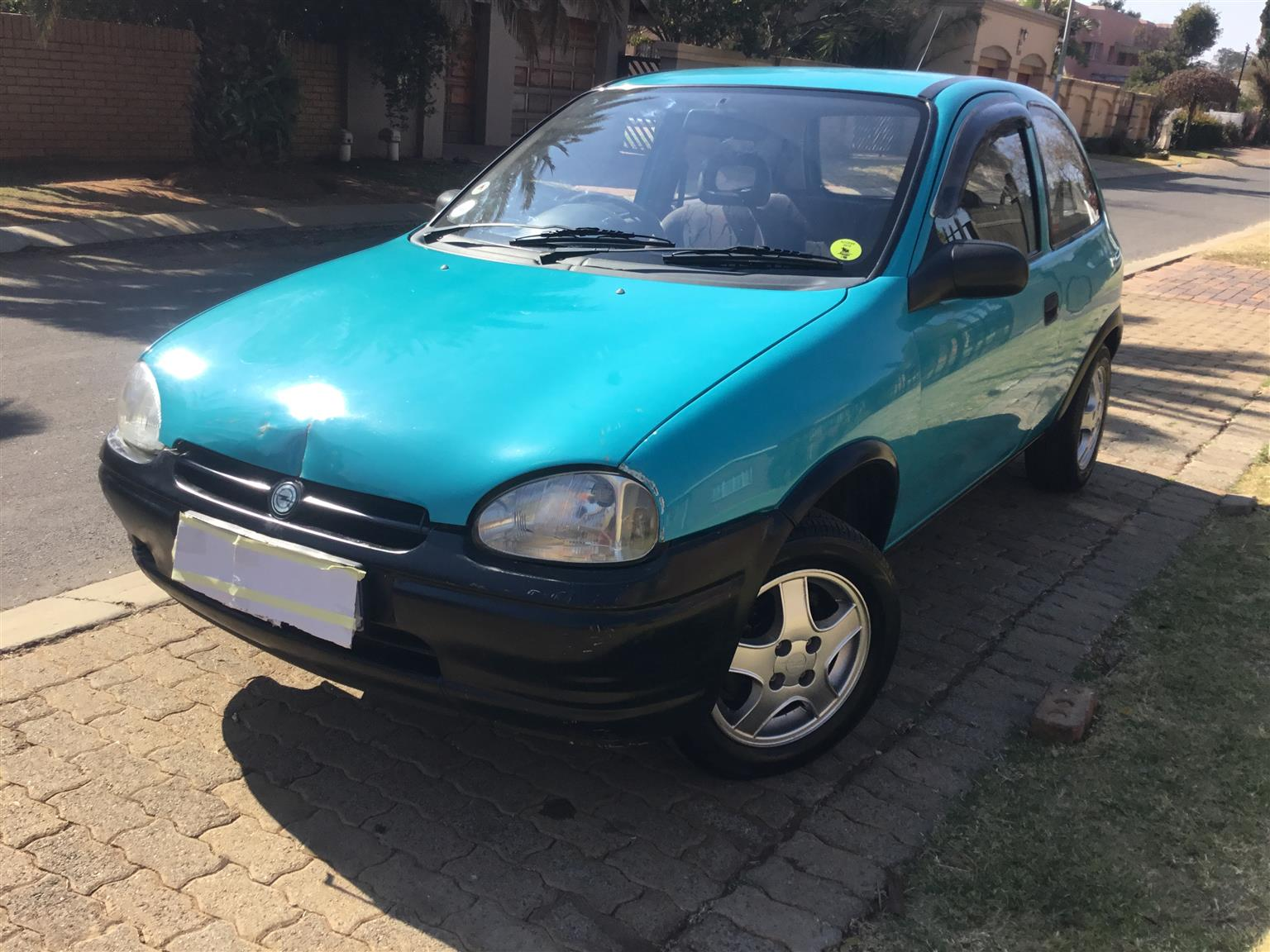 1998 Opel Corsa 1.3CDTi Enjoy
