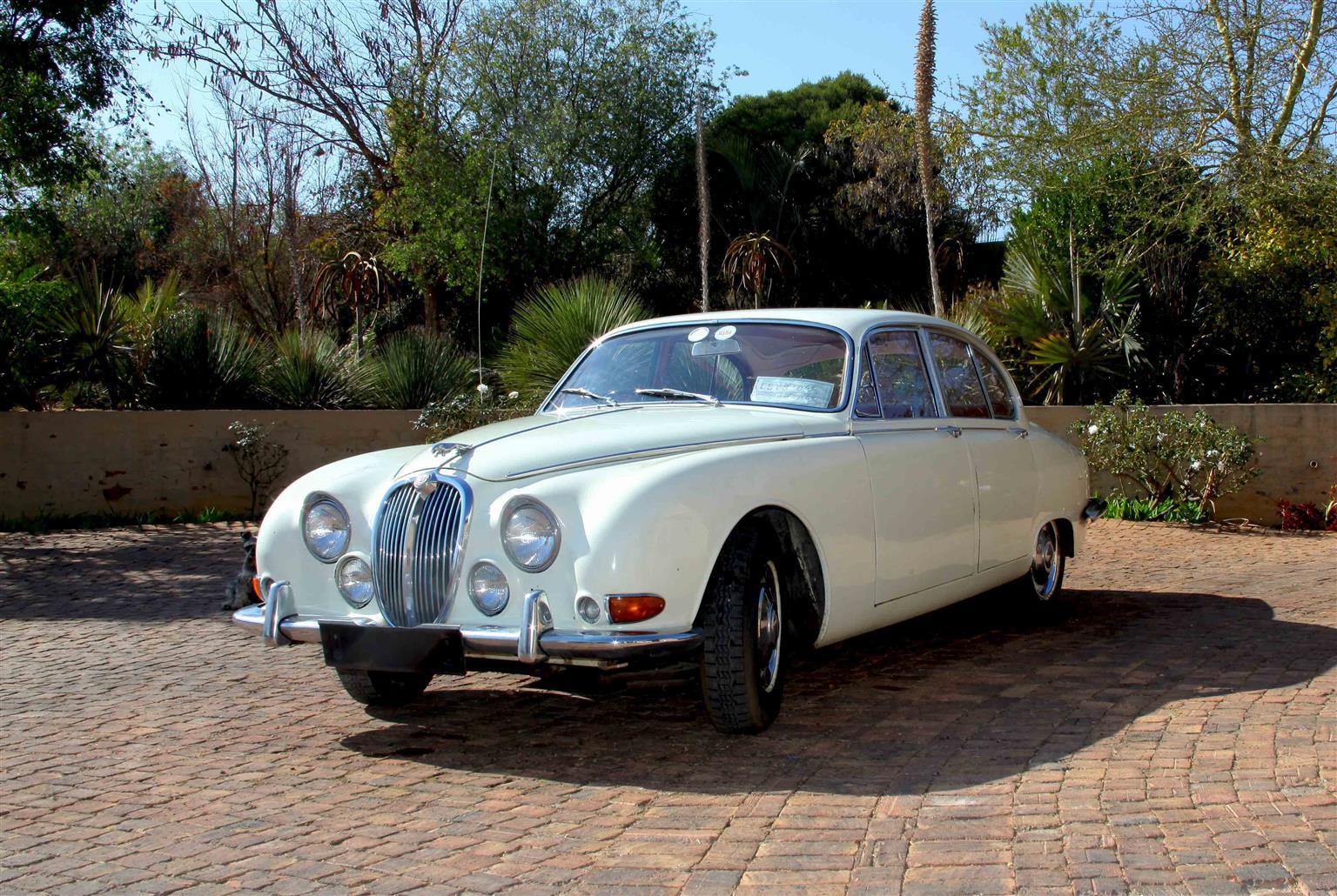 1963 Jaguar S-Type