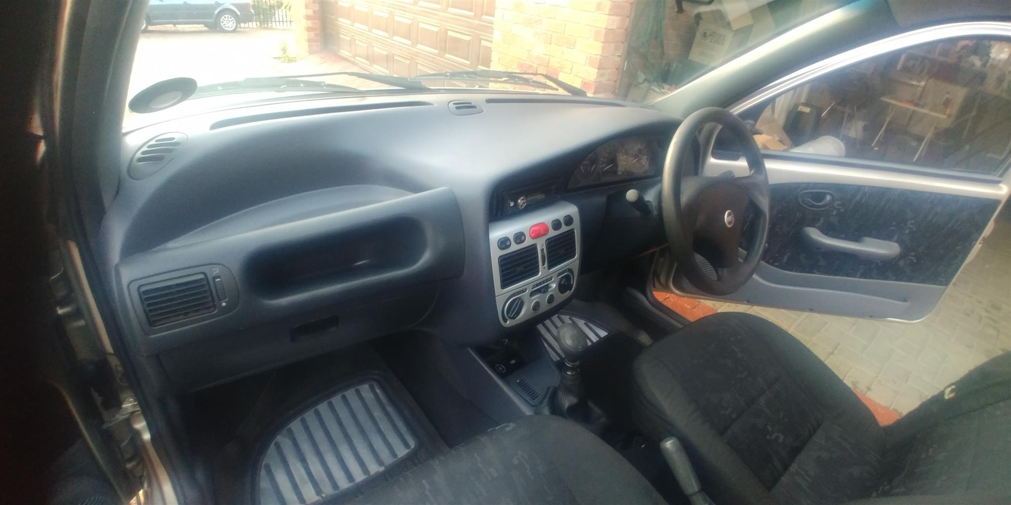 2006 Fiat Palio 1.2 EL 3 door