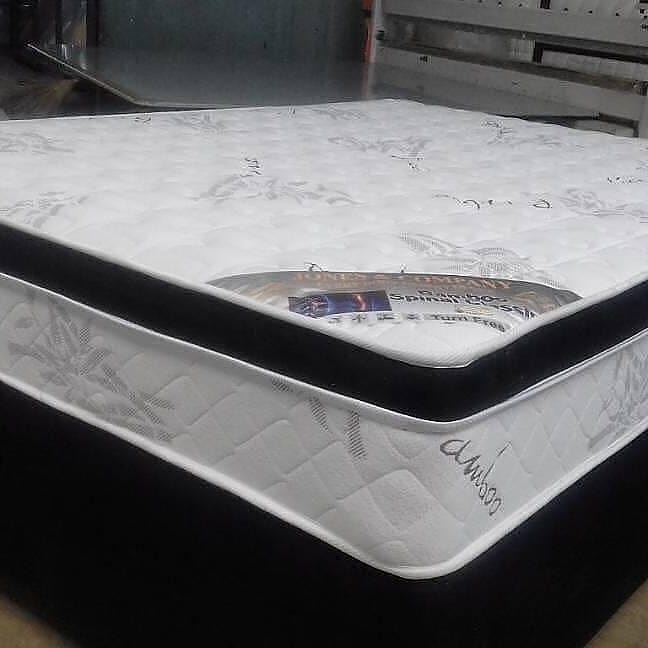 brand new bedds with a factory warranty excellent quality