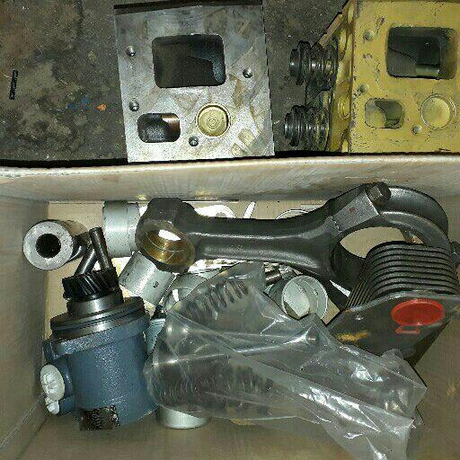 ADE 422T ENGINE SPARES