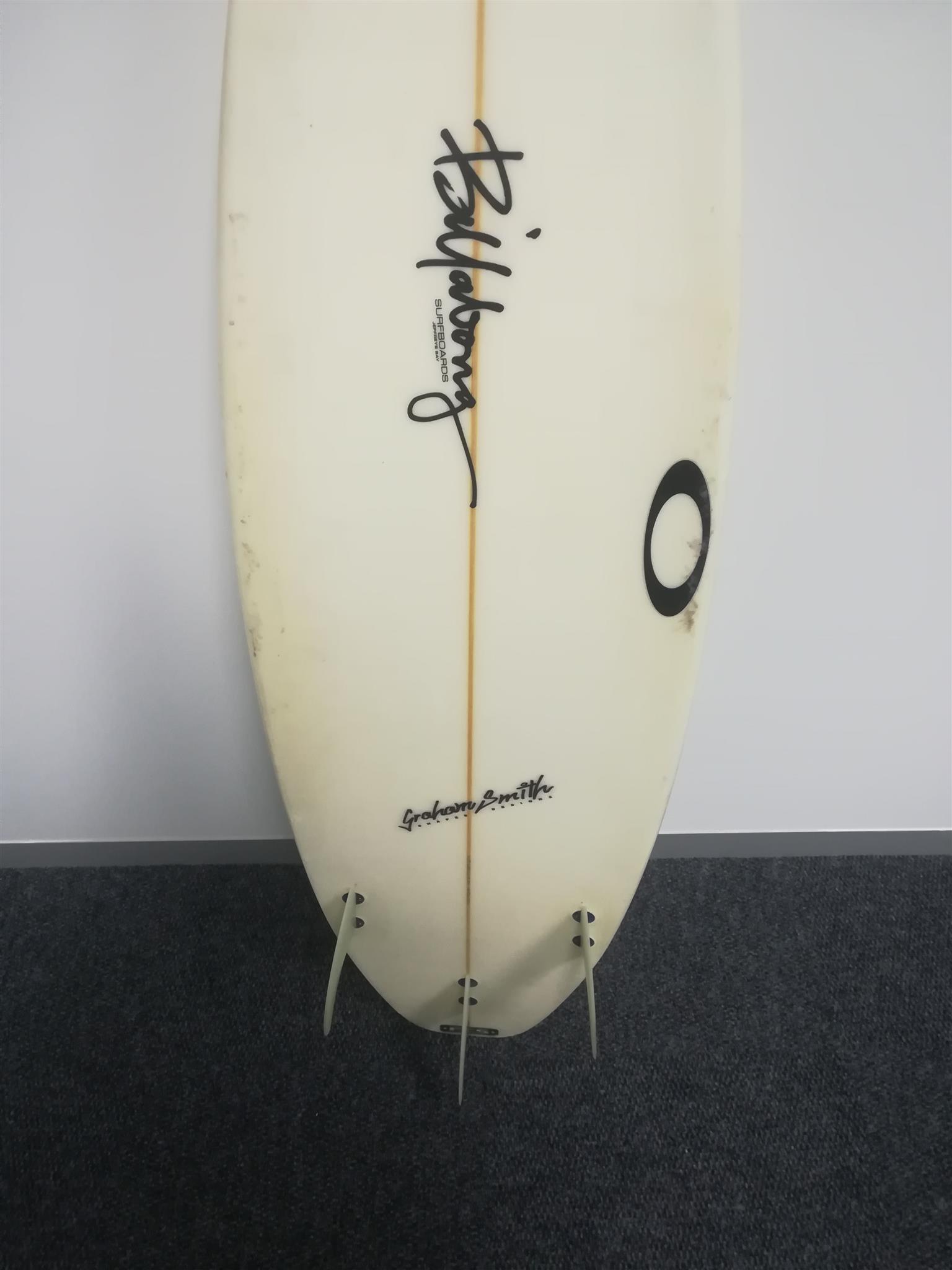 Billabong surf board