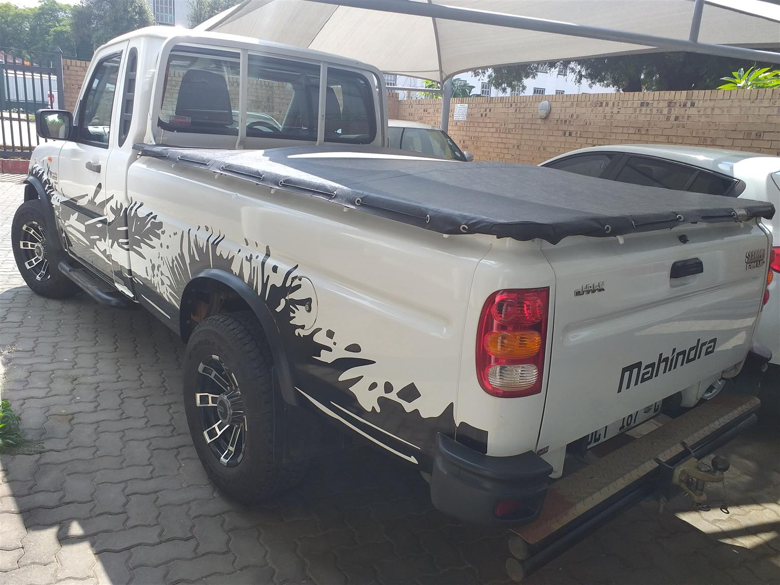 2016 Mahindra Pik Up single cab PICK UP 2.2 mHAWK S6 P/U S/C