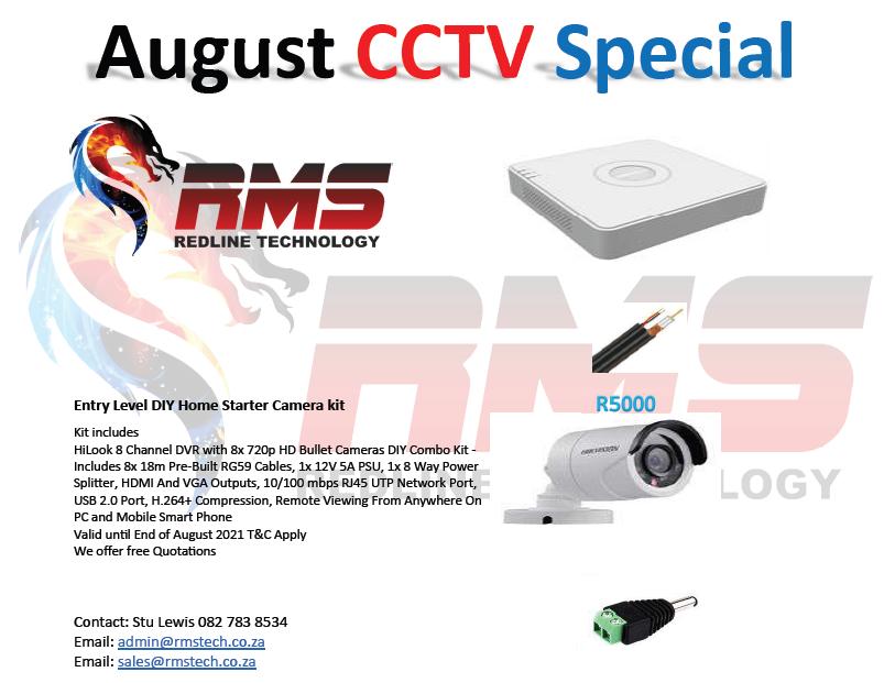 DIY CCTV Camera