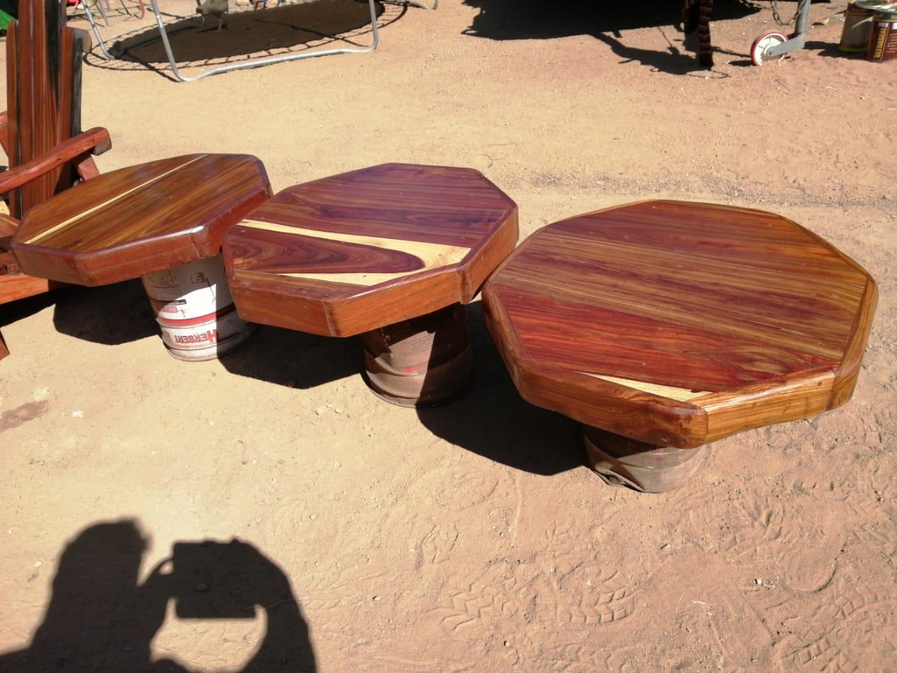 Barrel/Keg sheet for tables