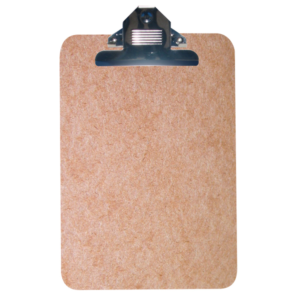 A4 Masonite Clipboard