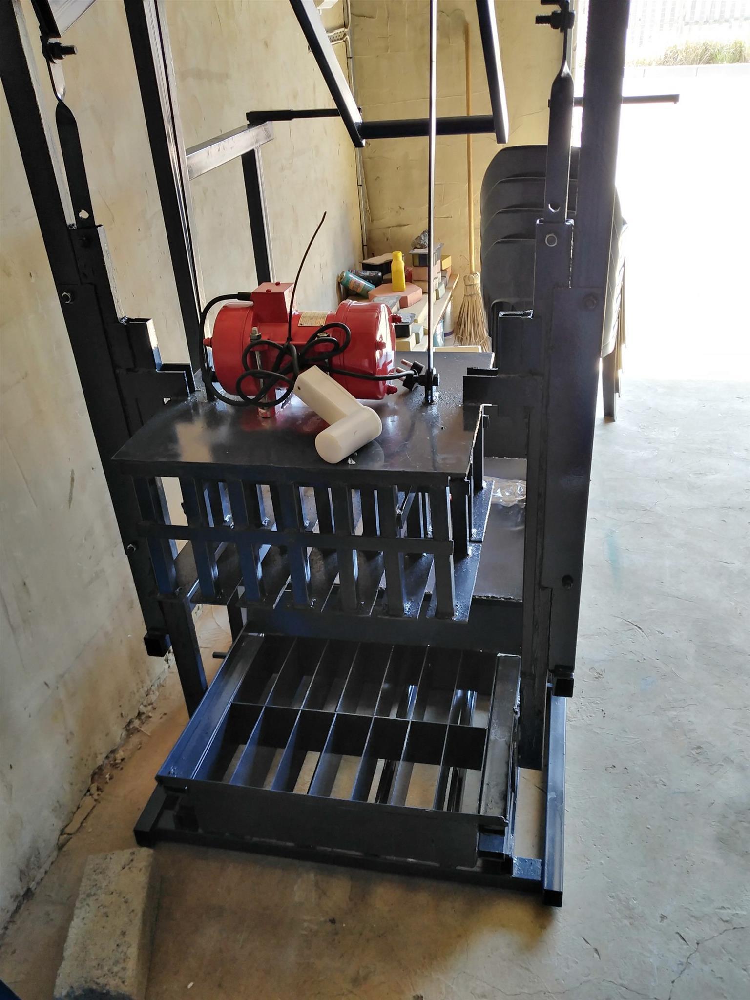 Static Brick Making Machine For Sale