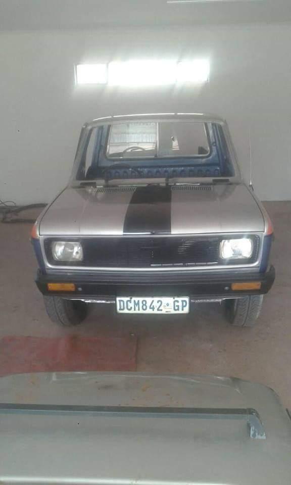 1981 Fiat Uno