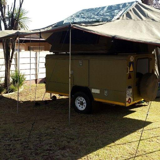 Off road trailer