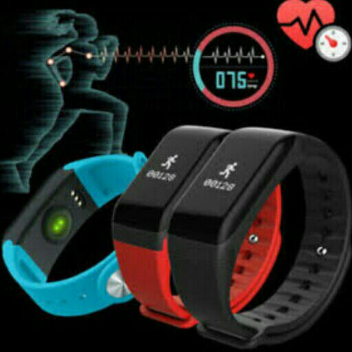 F1 fitness band