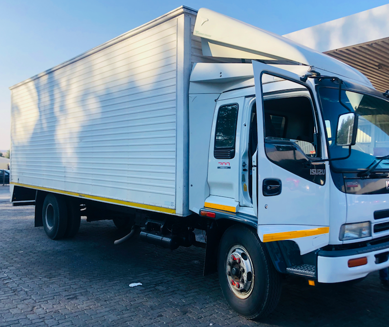 Affordable Truck Hire For  Bulk transport  Deliveries 5 to 8 Tons In Joburg, Pretoria, Gauteng & SA