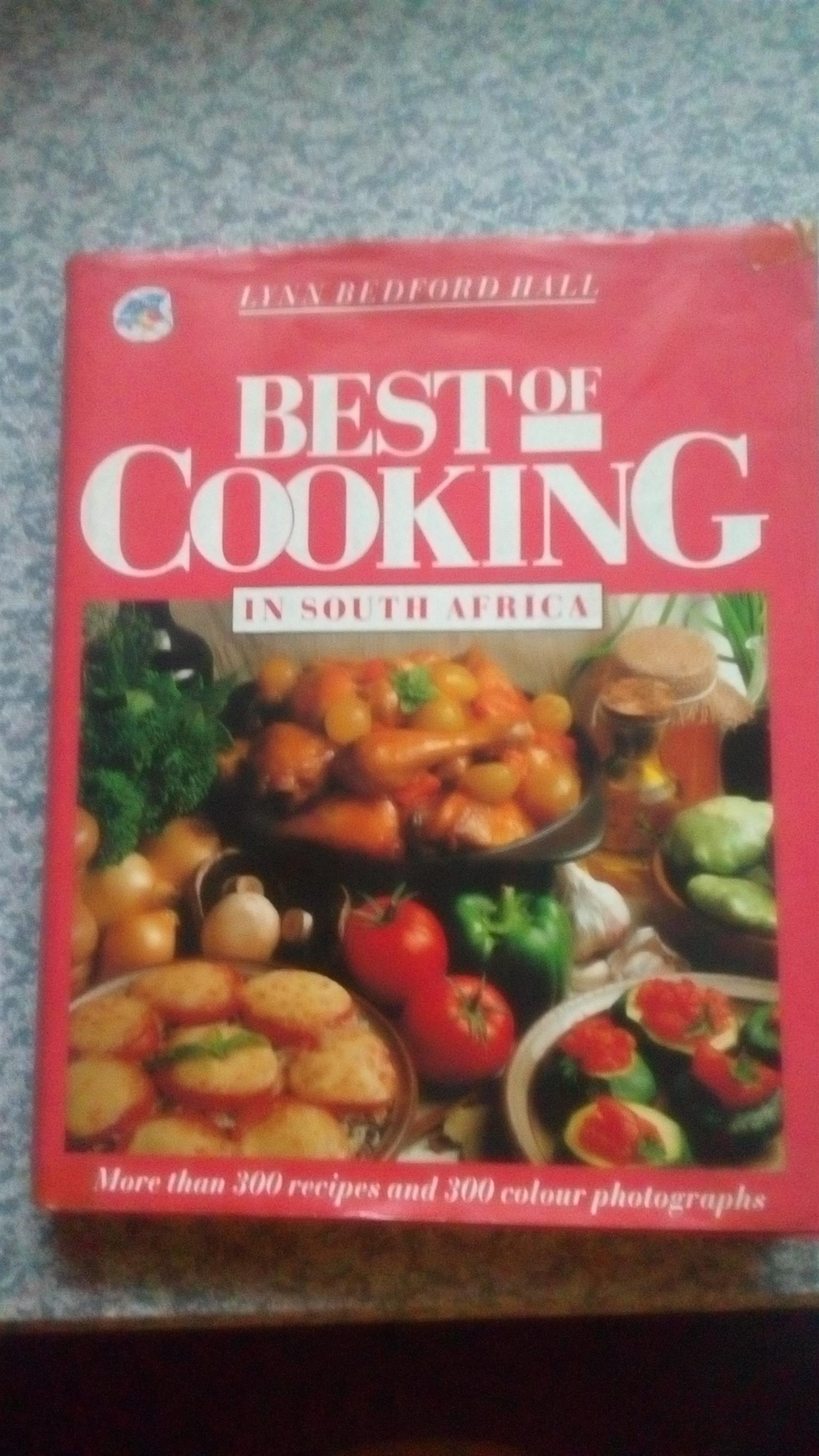The Best of Cooking in South Africa by Lynn Bedford-Hall