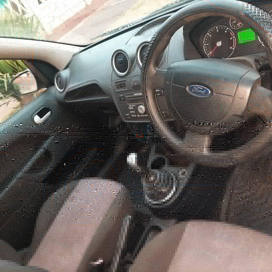 2007 Ford Fiesta 1.6TDCi 3 door Trend Sport pack