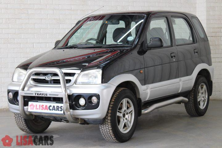 2002 Daihatsu Terios 1.5