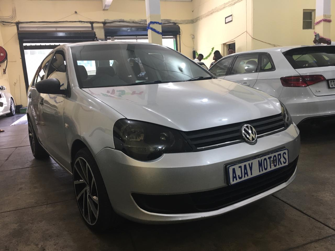 2014 VW Polo 1.4 Trendline