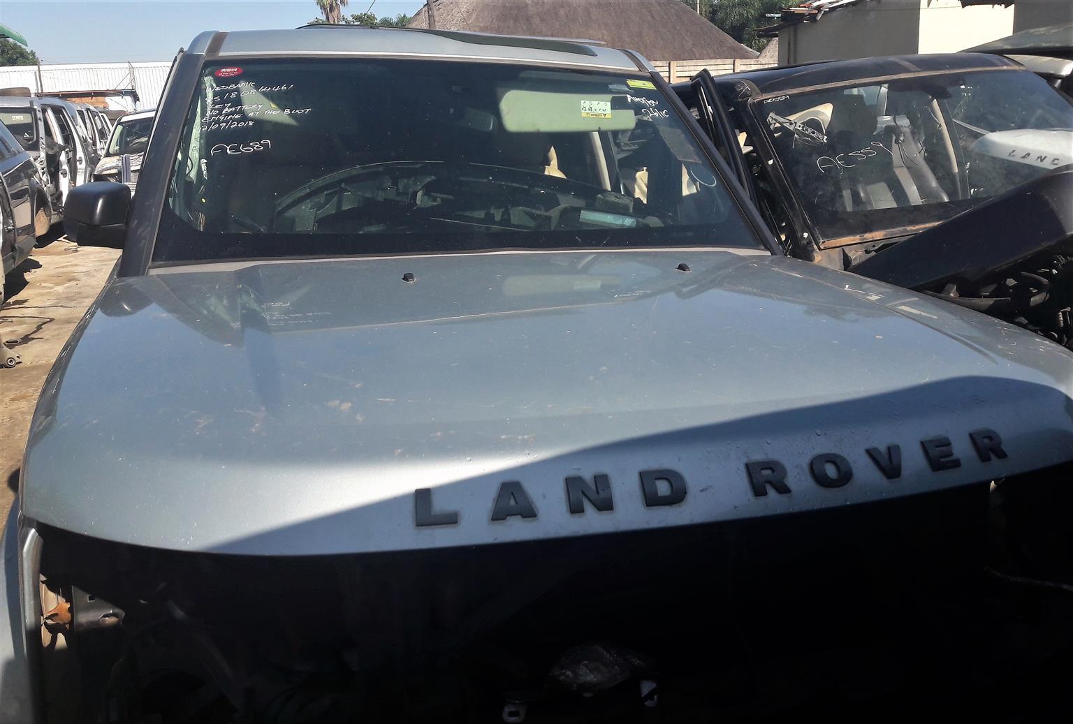 Various Land Rover Bonnets for sale | Auto Ezi
