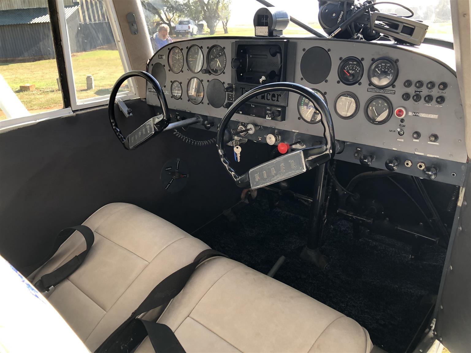 Piper Tripacer 160hp Pa22
