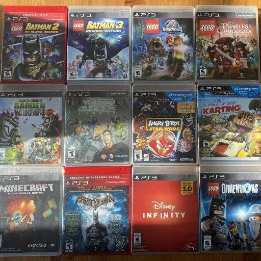 Sony ps3 12gb super slim with 1 free game of your choice R2200