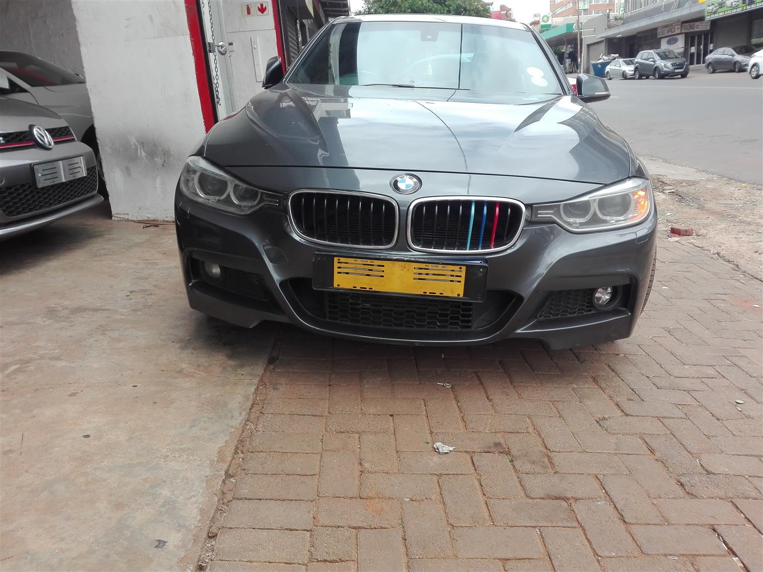 2014 BMW 3 Series 320d