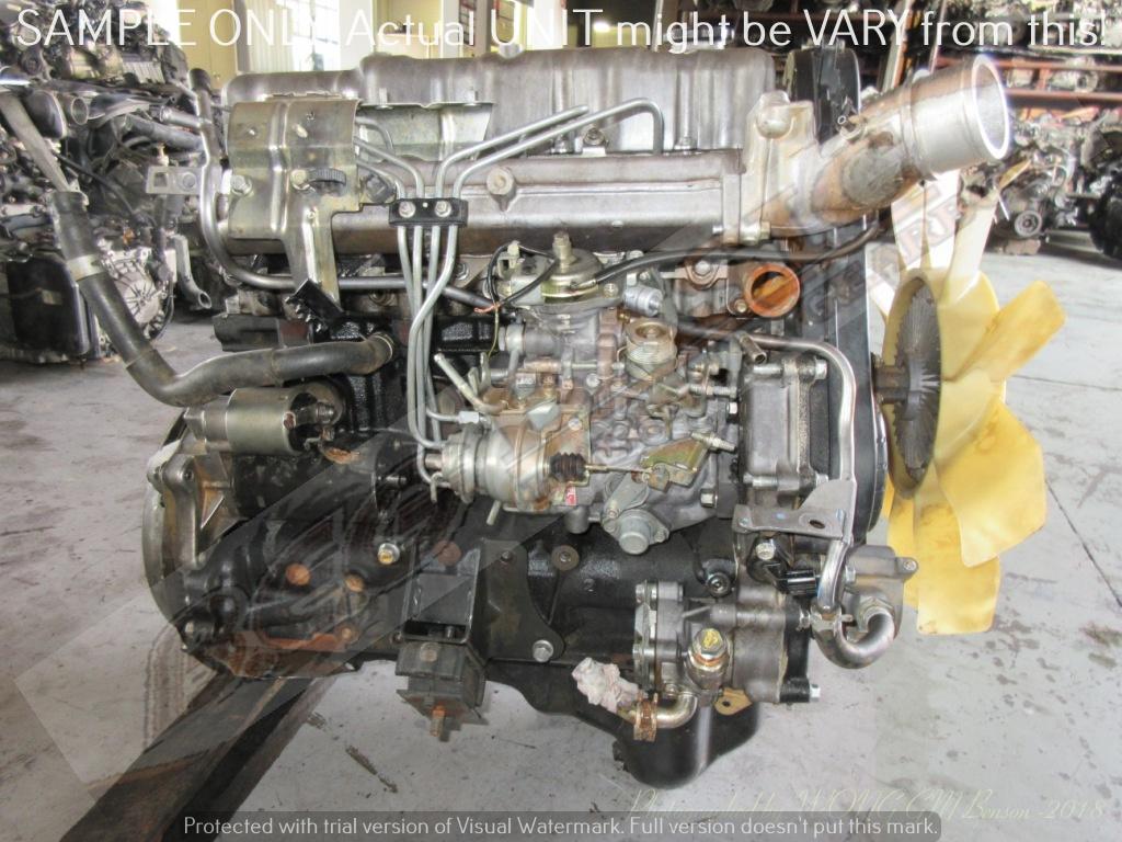 MAZDA B2500 -WLAT 2.5L  TURBO DIESEL -COURIER (LOCAL)