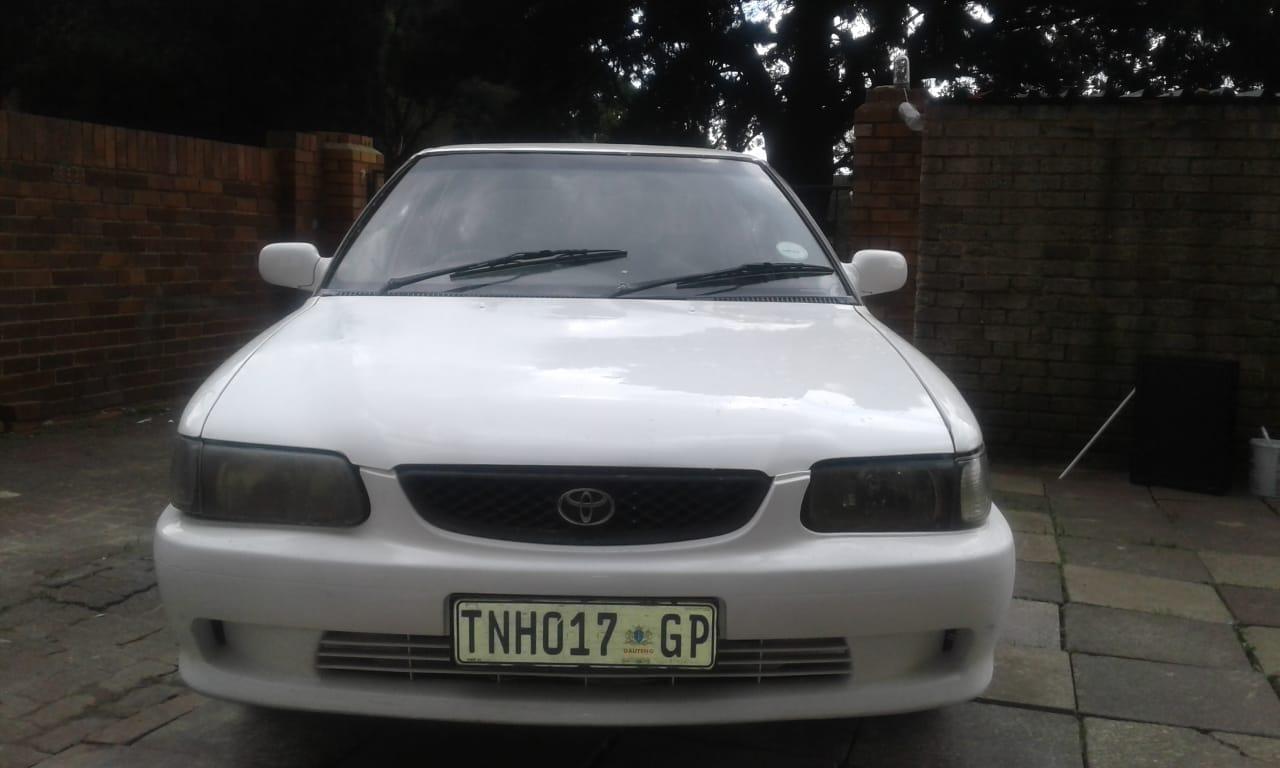 Toyota tazz carri