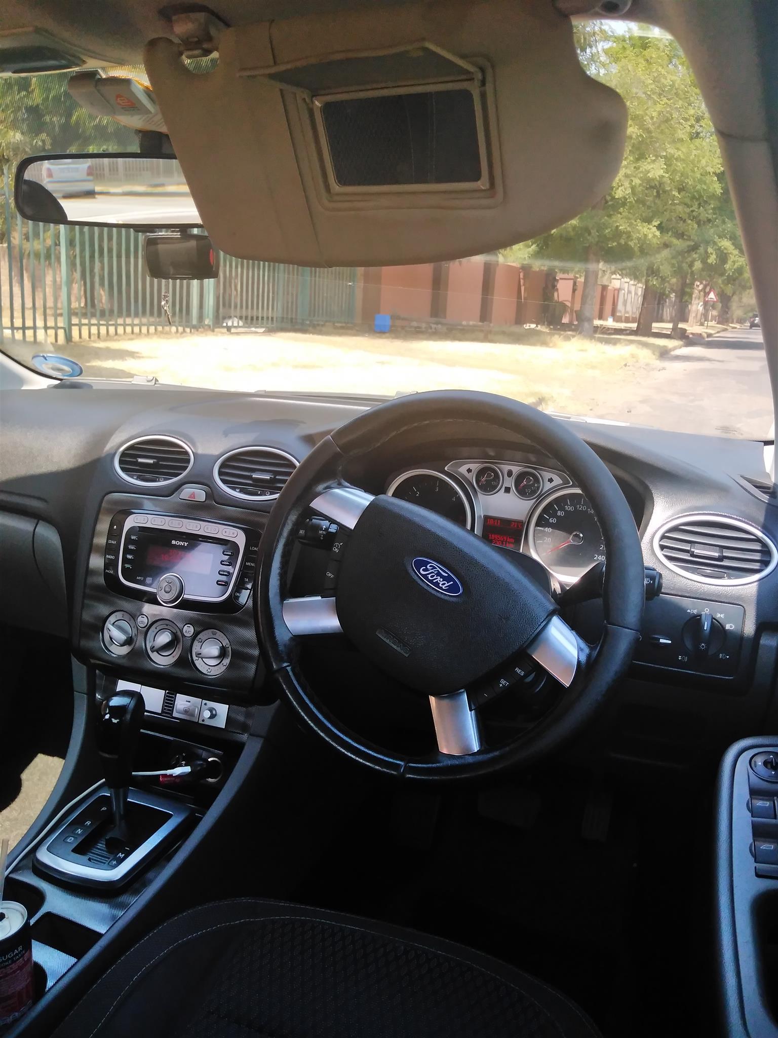 2010 Ford Focus 2.0TDCi 5 door Si Powershift