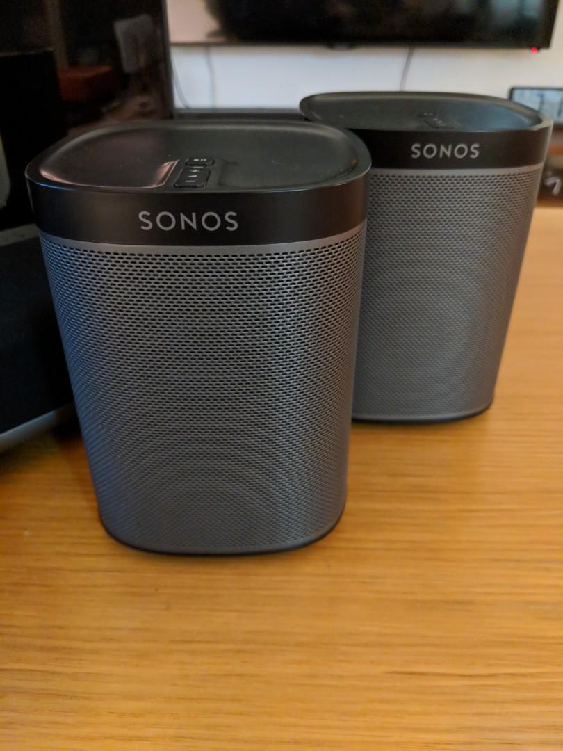 My home theatre system Sonos