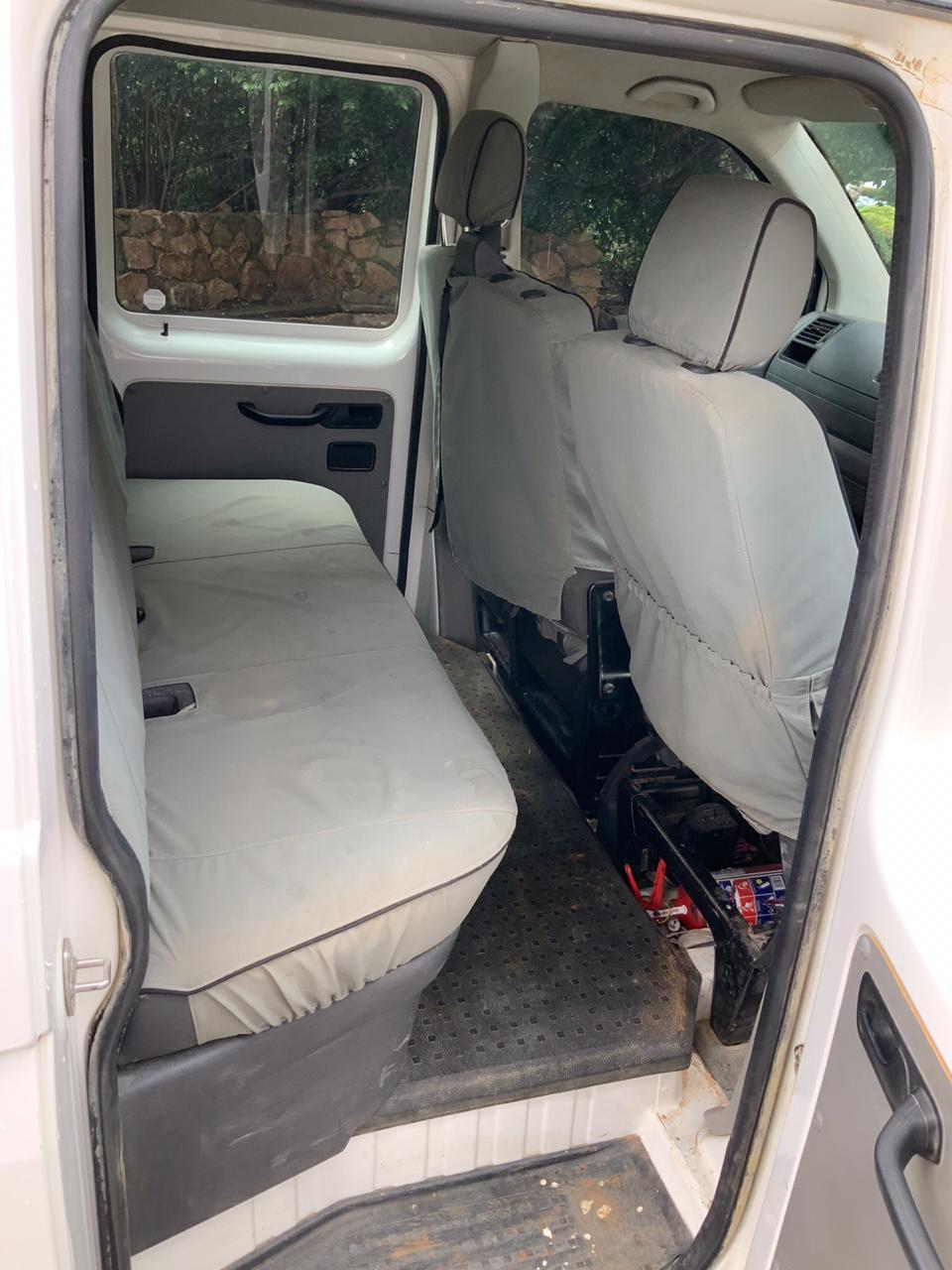 2015 VW Transporter 2.0BiTDI double cab 4Motion