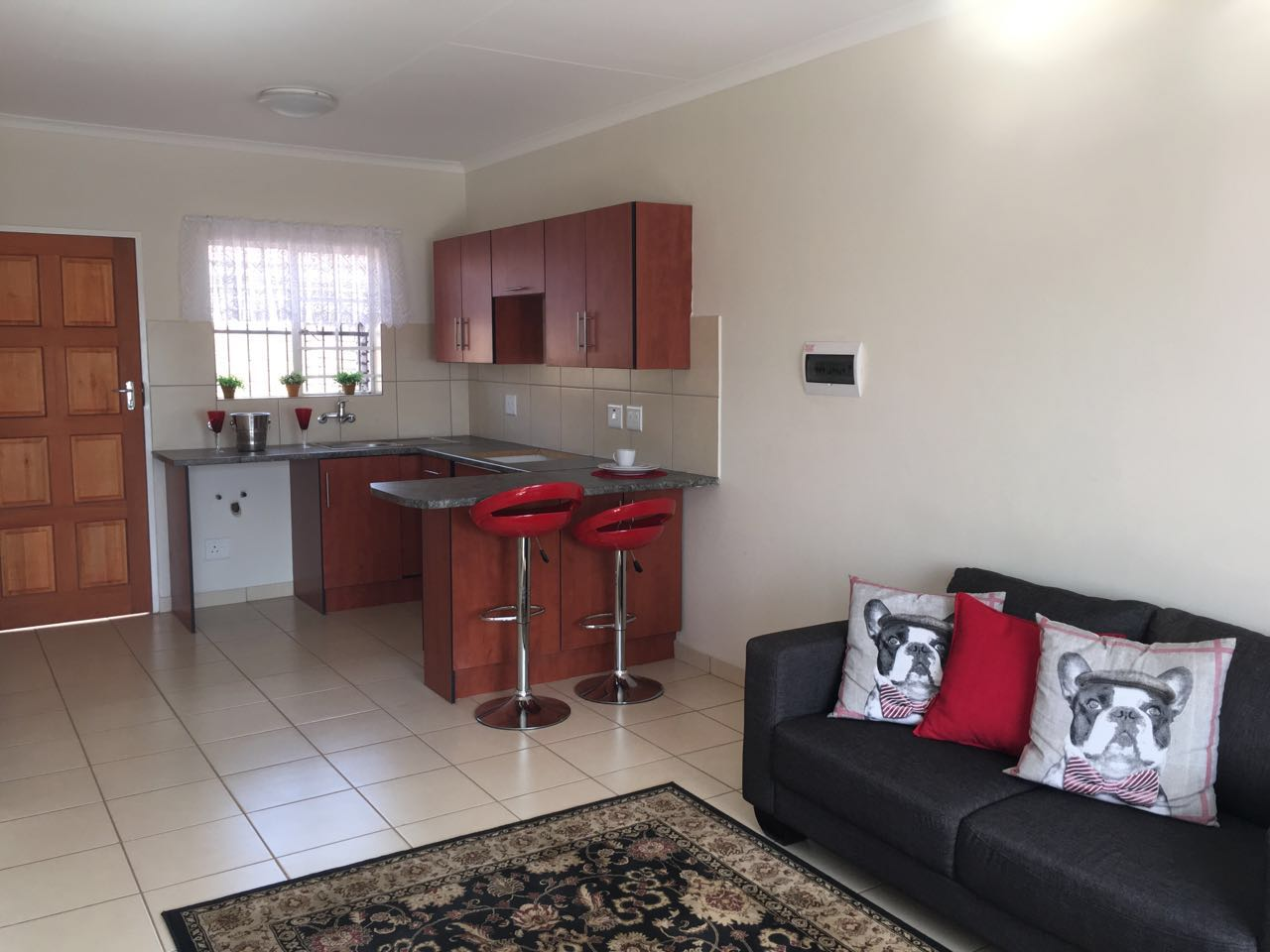 Spacious 1 Bedroom House in Secure Estate with Own Private Garden