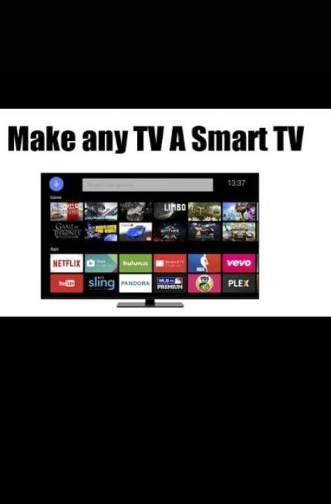 Smart TV converter
