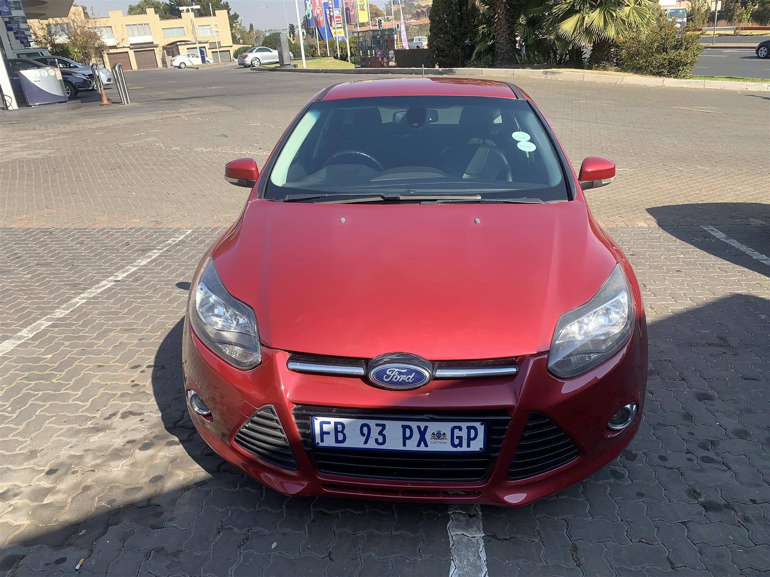 2012 Ford Focus hatch 1.6 Trend