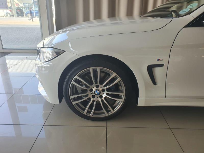 BMW 4 Series 435i convertible