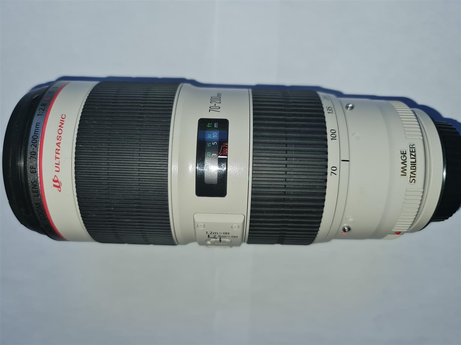 Canon 70-200mm f2.8 usm II
