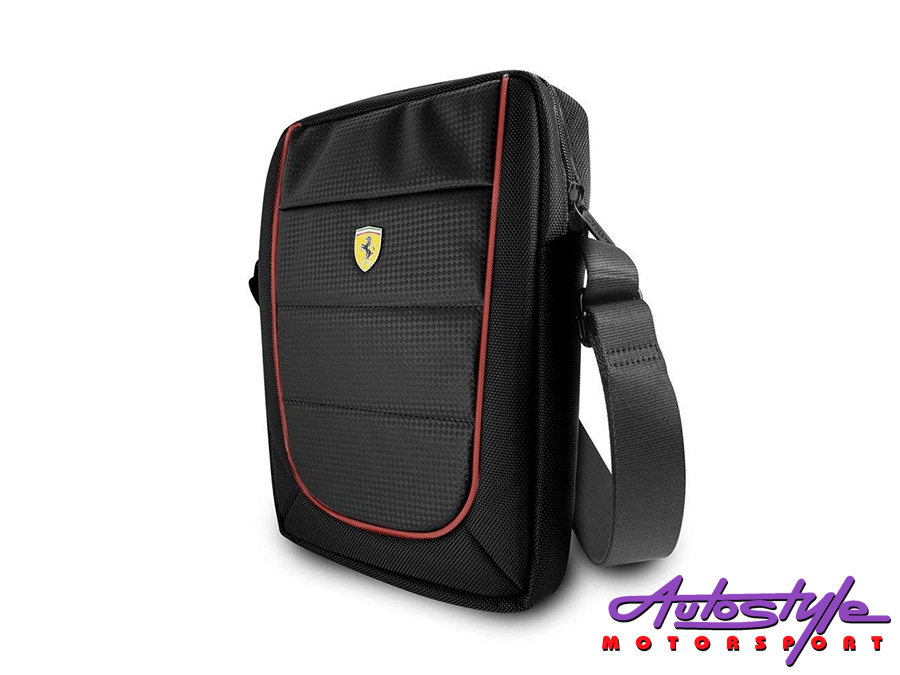 Ferrari Scuderia 10 inchTablet Bag black