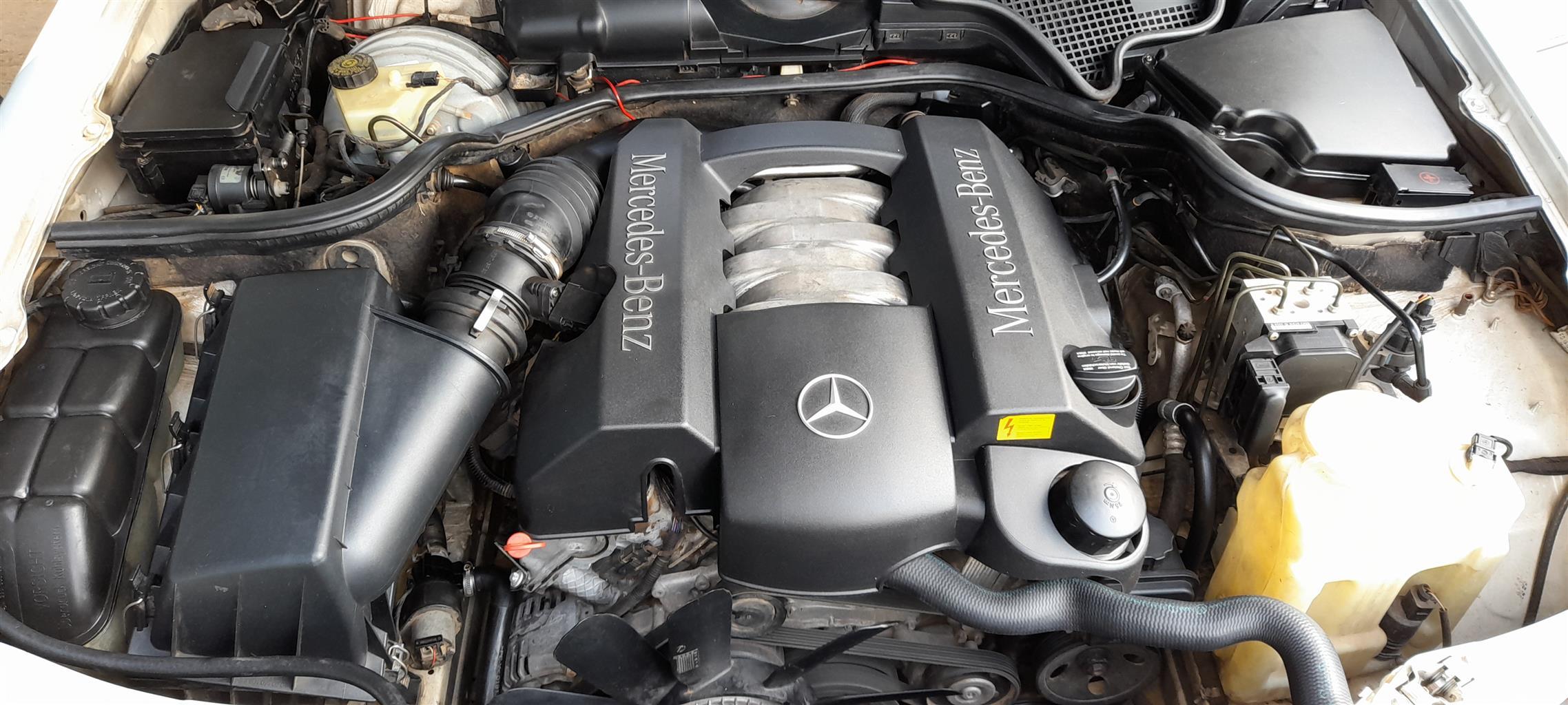 1998 Mercedes benz E320 V6