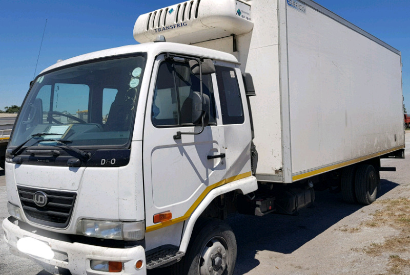 Refrigerated Truck For Sale
