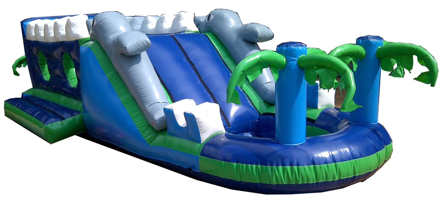 New Jumping Castles.  Jumping Castle Factory.  Sales - Repairs - Rentals