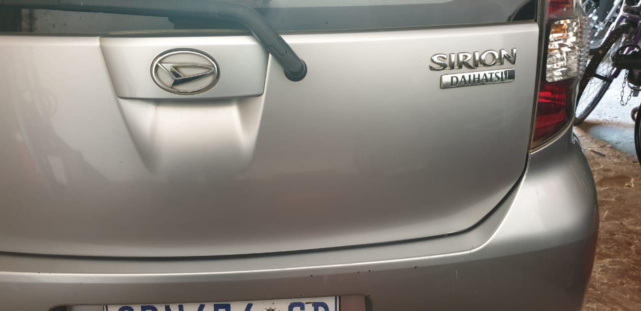 2006 Daihatsu Sirion 1.3 Sport
