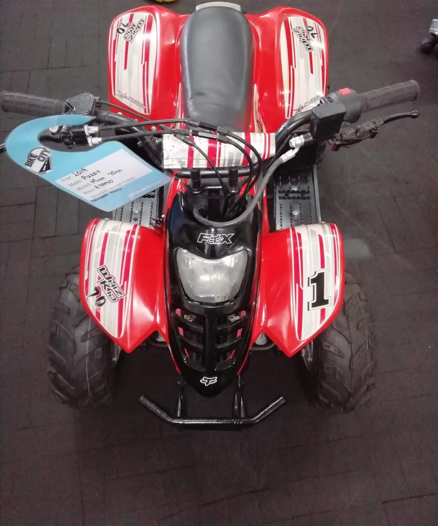 whiz kid 70cc quad bike