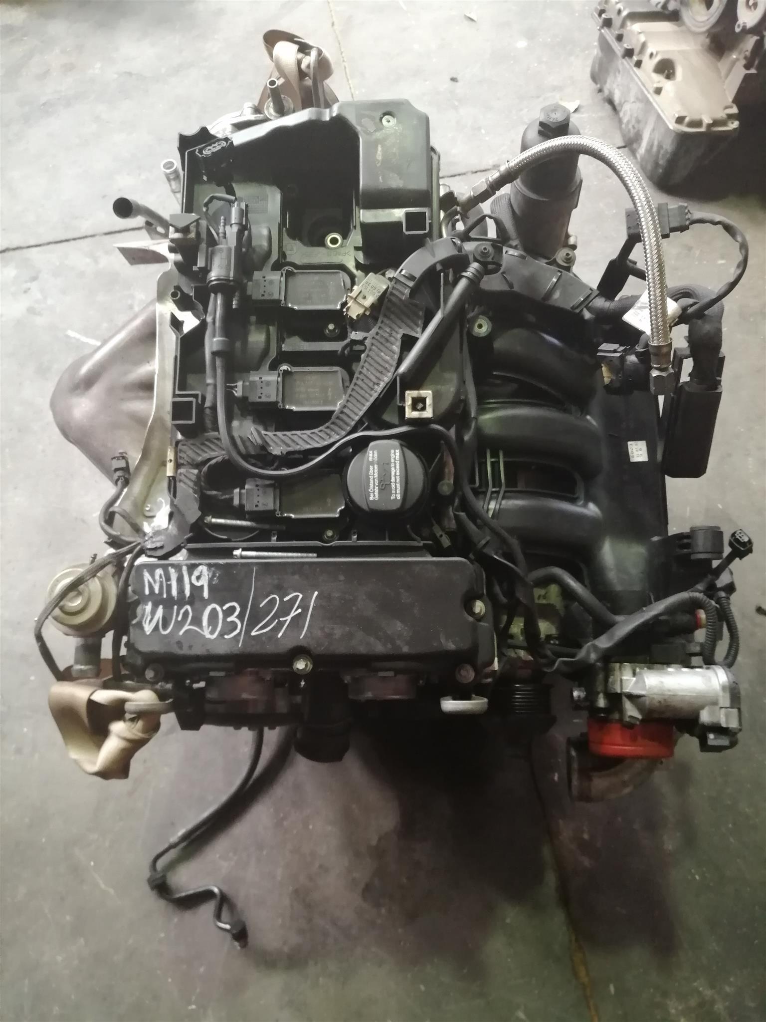 271 Engine W203 C180/C200K