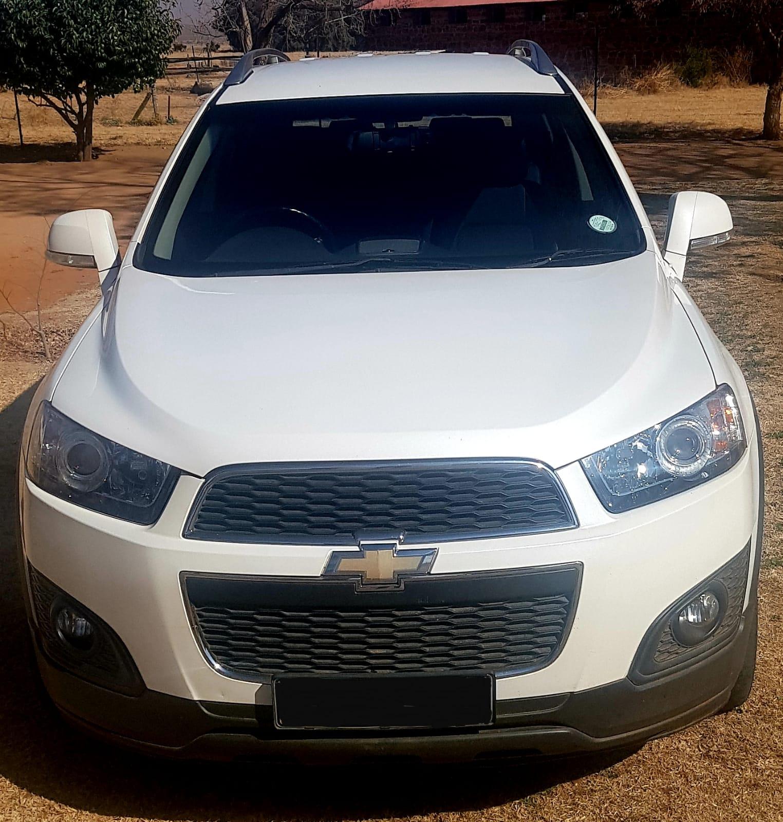 2014 Chevrolet Captiva 2.4 LT