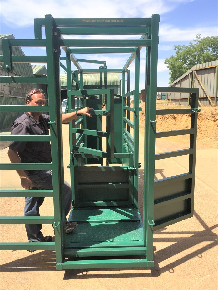 Cattle Work  Crate / Scale Crate / Bees Krat